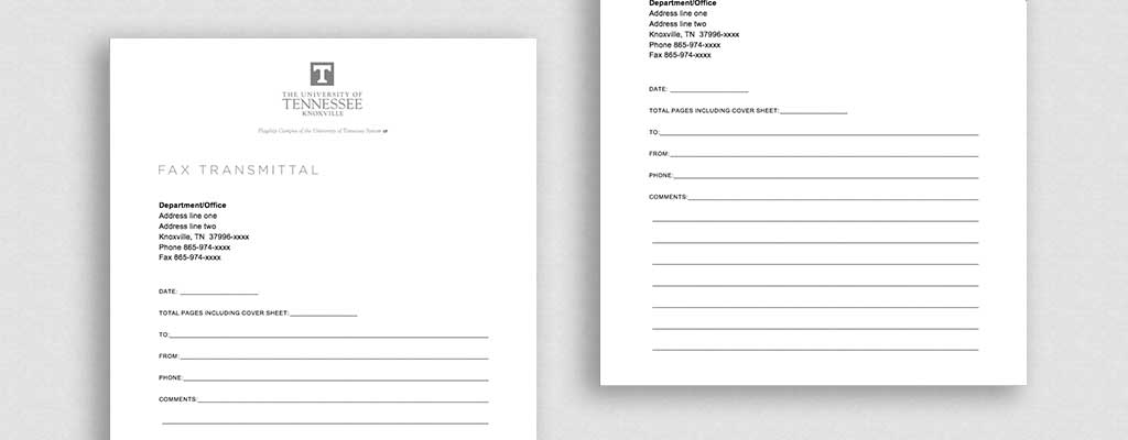 Fax Cover Sheet Template  Fax Sheet Template